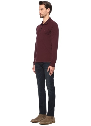 John Varvatos Star USA Sweatshirt Bordo